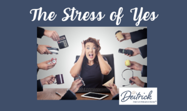 Stress of Yes
