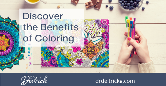 Coloring Benefits