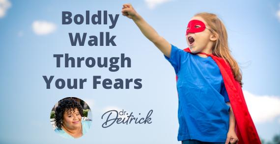 Walk through Fear Blog